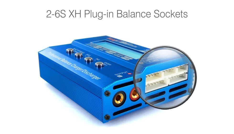 Есть еще одна возможность для зарядки. Это как раз использование Skyrc imax b6. У этого зарядного устройства есть одна полезная фишка - выход на компьютер. Благодаря чему, после установки соответствующих программ, можно наблюдать за процессом съема тока, причем видеть это в виде графиков.