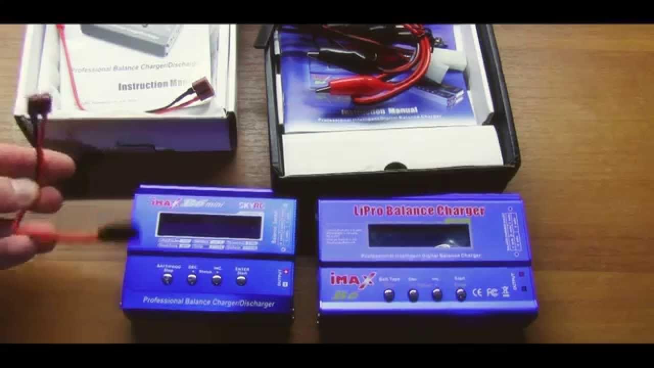 Старыми зарядными устройствами iMax зарядить старые и почти не работающие аккумуляторы. Зато зарядное устройство Skyrc imax b6 может как заряжать, так и разряжать подобные аккумуляторы.