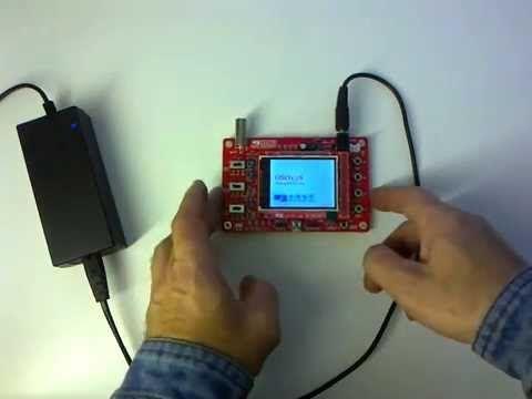 На сайте Бангуд продается цифровой осциллограф DSO138 всего за 1300 рублей. Стоимость указана с учетом скидки 14%.