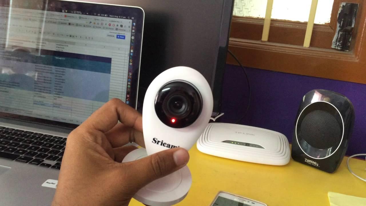 """На сайте бангуд продается камера видеонаблюдения Sricam SP013. Стоимость камеры составляет всего лишь 46 долларов. Камера обладает возможностью снимать видео даже в ночное время, так как обладает возможностью """"видеть"""" с помощью режима ночного видения. Доставка до Российской Федерации составляет от двух до восьми недель."""