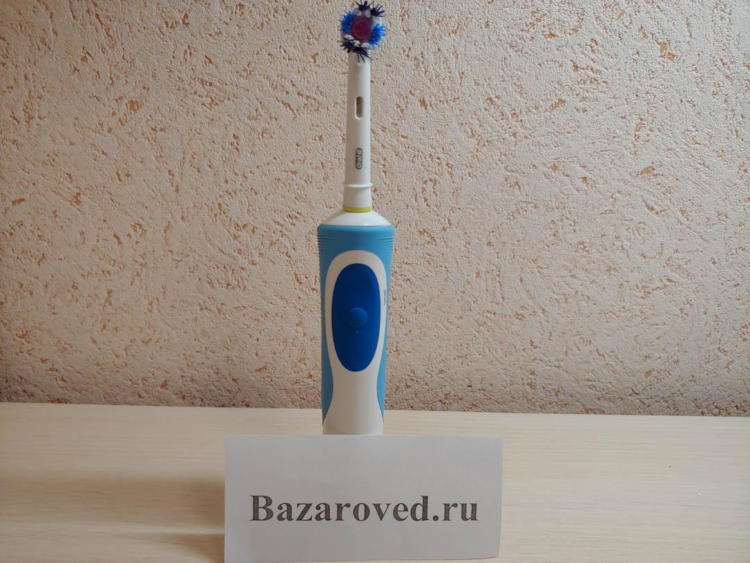 Детская зубная электрическая щетка москва