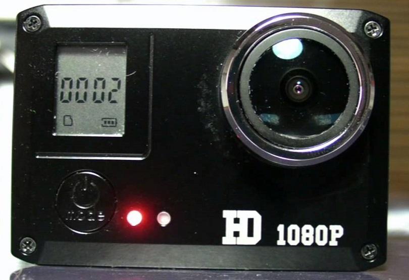 Камера Amkov 1080P Amkov SJ5000 обладает обширной комплектацией